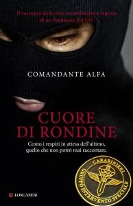 """La copertina di """"Cuore di Rondine"""", Longanesi editore"""