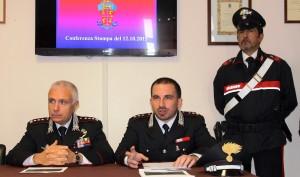 Carabinieri Sanremo De Alescandris